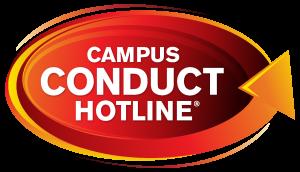 Campus Conduct Hotline Logo