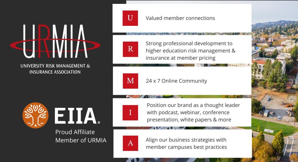 URMIA – Proud Affilate Member.2